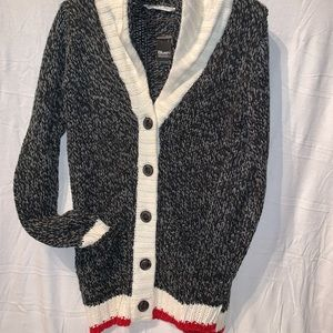 Button up cardigan